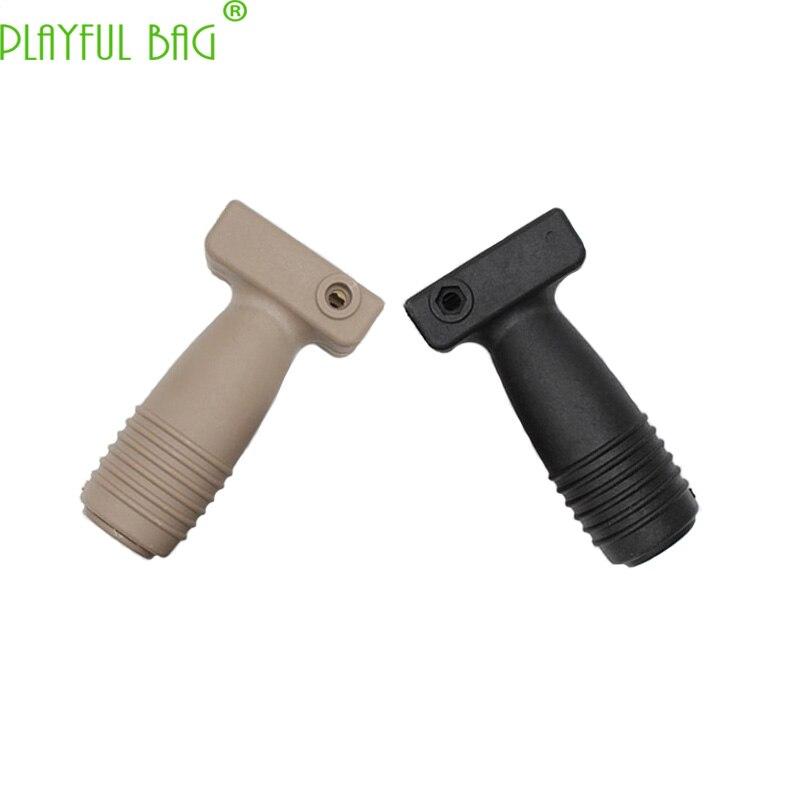 Playful Bag Competitive CS DIY Tactics Accessories TDI Nylon Round Grip 20-21mm Guide Blaster Grip Handle Gift Gel Ball Gun LD29