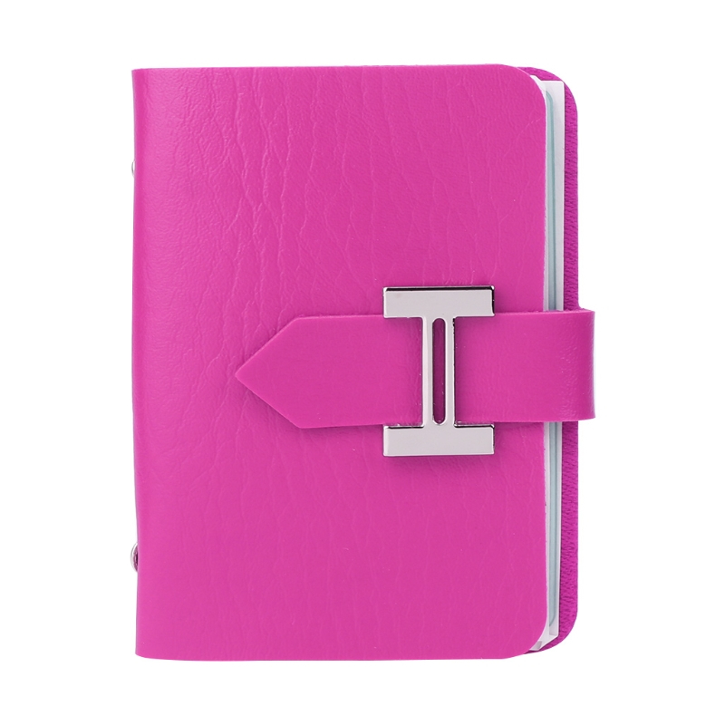 2017 Women Men ID Credit Card Business Cards Holder Travel Passport Organizer Leather H Button Pocket Pouch Stylish Fashion New fashion solid pu leather credit card holder slim wallet men luxury brand design business card organizer id holder case no zipper