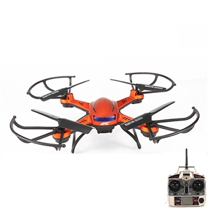 Original JJRC H12CH Headless Mode Air Press Altitude Hold RC Quadcopter With 5MP Camera RTF 2.4GHz jjrc h39wh h39 foldable rc quadcopter with 720p wifi hd camera altitude hold headless mode 3d flip app control rc drone
