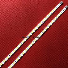 Retroiluminação led tira luz bar RUNTK4339TP LK520D3LB1S KDL-52EX700 1 pcs 63led = 585mm