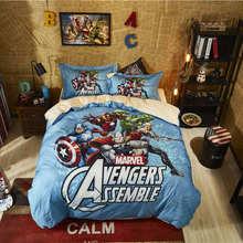 Großhandel Avengers Bed Gallery Billig Kaufen Avengers Bed Partien