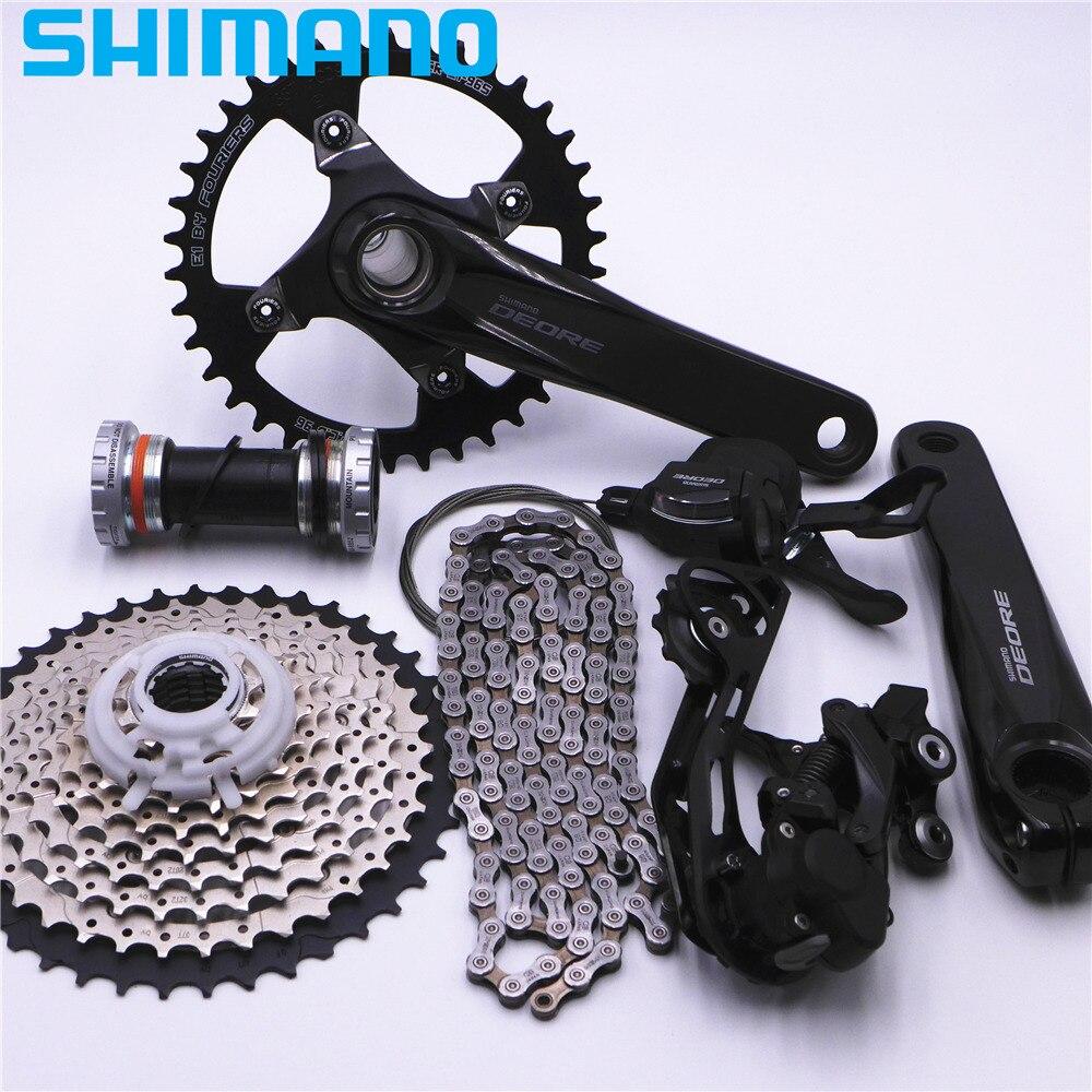 SHIMANO Deore M6000 VTT Montagne Vélo Groupset 10 Vitesse Kits