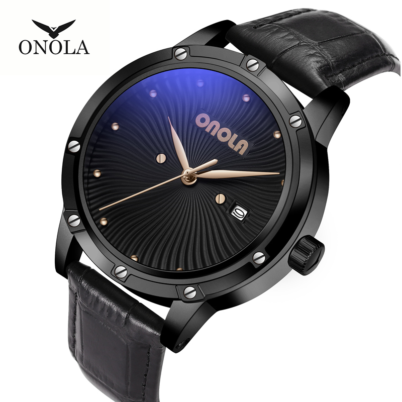ONOLA High Quality Mens Military Watch(Durable and Not easily destroyed)Fashion Sports Waterproof Men Wristwatch with Gift BOX