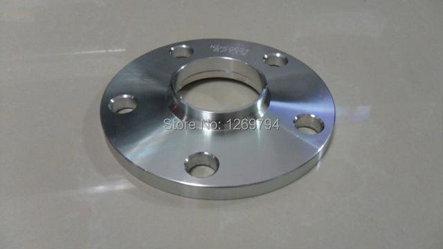 Espaçador da roda Do PCD 5x114.3mm Adaptador de Roda HUB 60.1mm 10mm de Espessura 5*114.3-60.1-10
