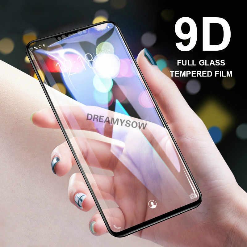 9D полное покрытие из закаленного стекла для Xiaomi mi 9X9 SE 8 F1 Lite Защита экрана для красного mi 7A K20 Pro 7 Note 7 6 5 Pro стеклянная пленка