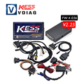 Free shipping 2016 latest version KESS V2 OBD2 Manager Tuning Kit NoToken limitation Kess V2 V2.25 Master with Ulink in stock