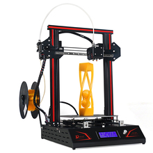 DMSCREATE DP5 3d принтеры комплект I3 металлический рамки с большой размеры FDM промышленных класс Высокая точность печать Луны свет лампы