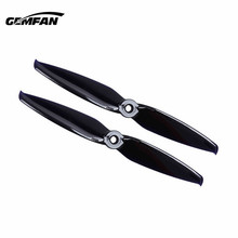 2 Pairs Gemfan Flash 7042 7.0×4.2 / 6042 6.0×4.2 PC 2-blade Propeller 5mm Mounting Hole for RC FPV Racing Drone Multirotor Accs