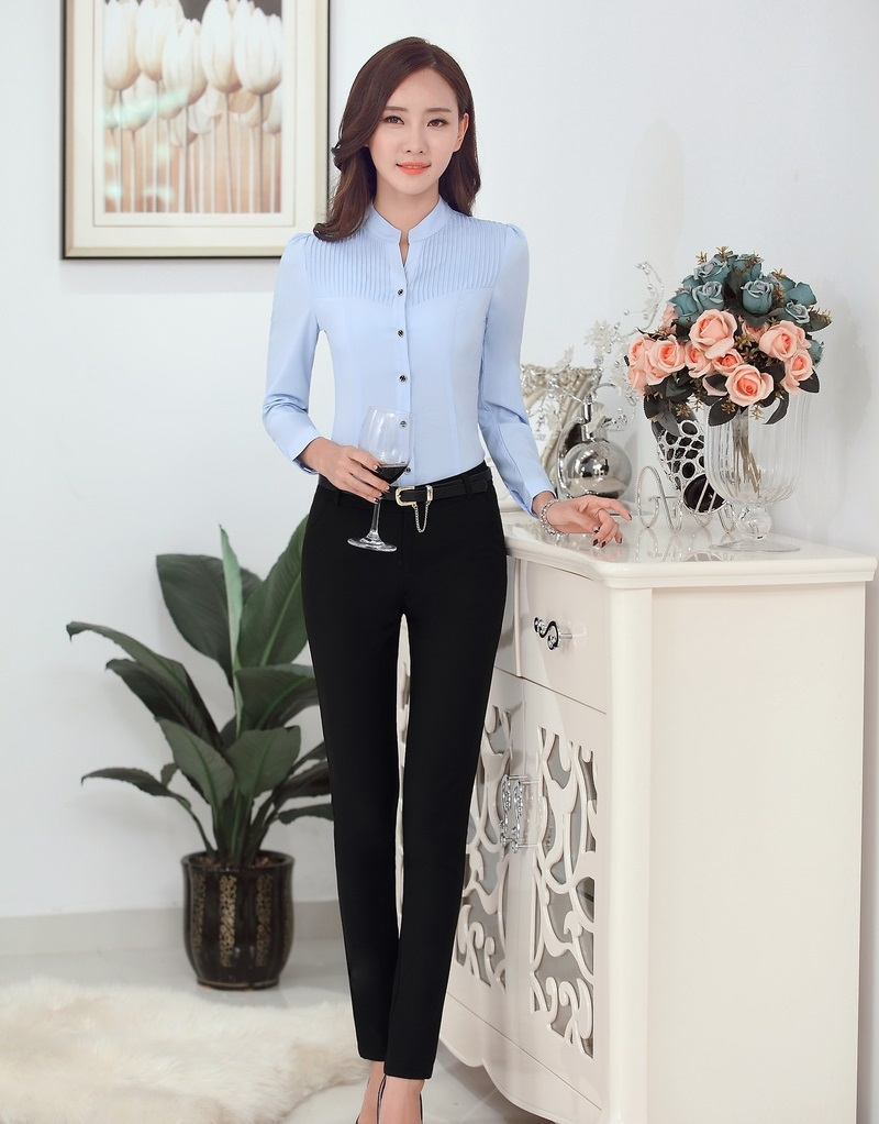 Compare Prices on Office Uniform Shirts- Online Shopping/Buy Low ...
