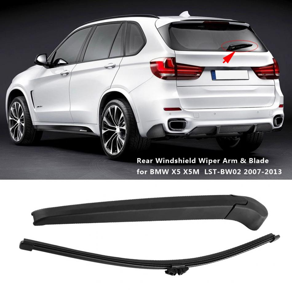 Car auto wiper arm blade rear windscreen windshield wiper arm blade for bmw x5 x5m