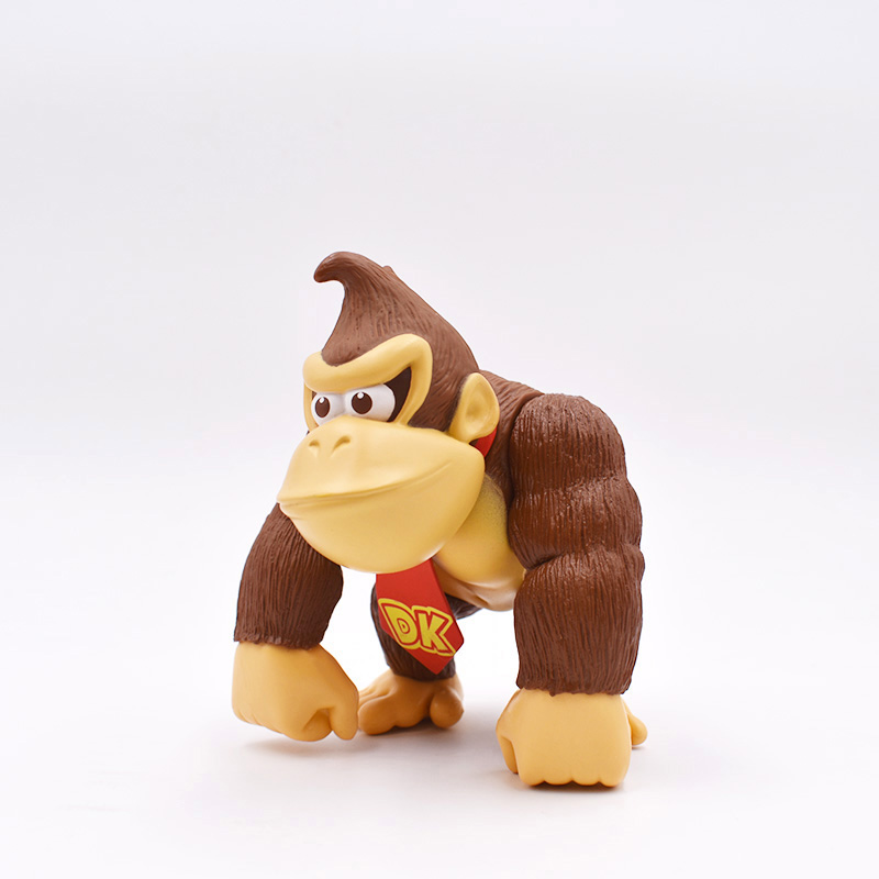 Donkey Kong Super Mario Bros: Action Figure & Toys | 6 inch