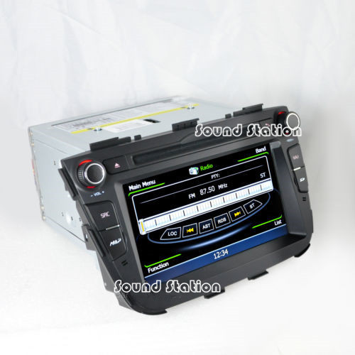 Car Accessories Auto Spare Parts For Kia Sorento With DVD GPS Touch ...