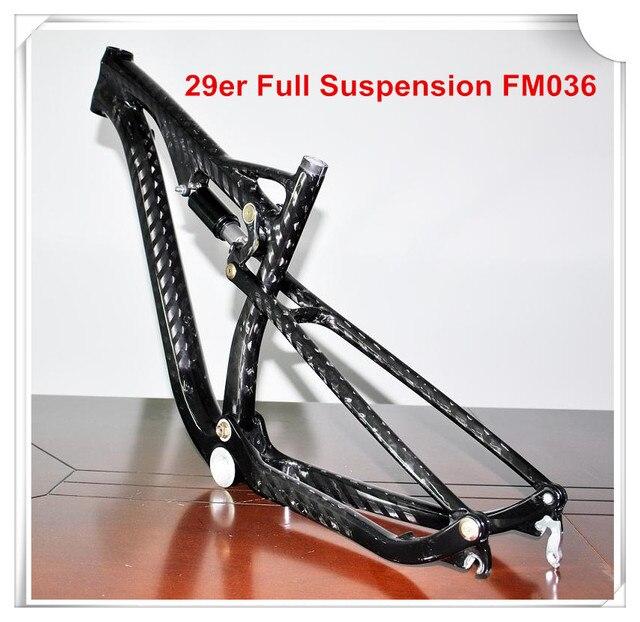 Suspensión total bicicleta de montaña marco 29er FM036 baolijia ...