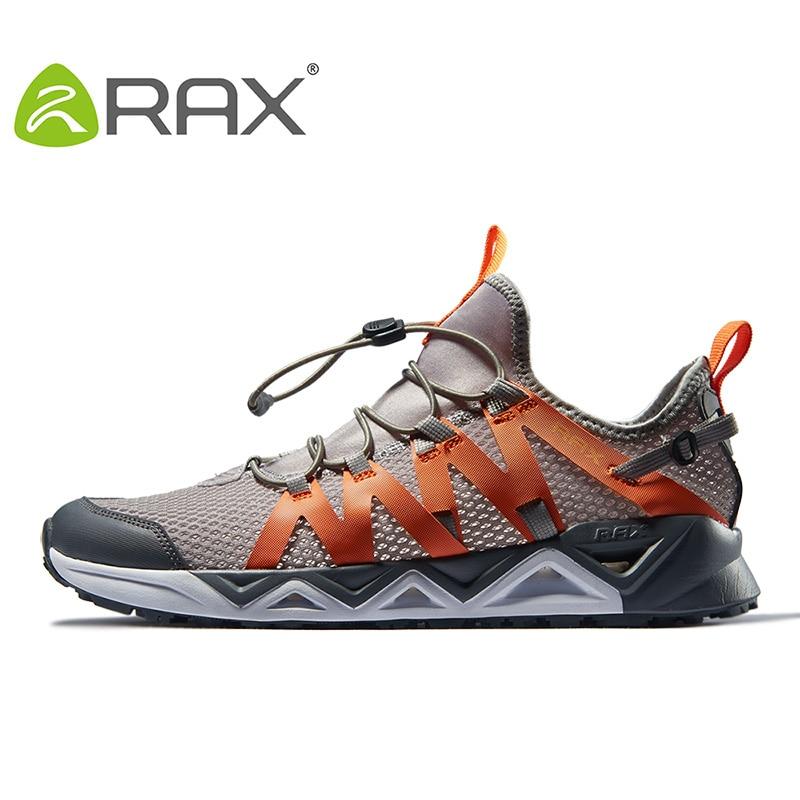 Rax chaussures de Trekking pour hommes chaussures de randonnée chaussures de marche de montagne pour hommes femmes chaussures de randonnée chaussures de sport d'escalade respirantes