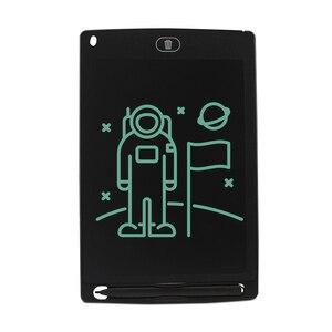 Image 3 - 8.5 pollici Bordo di Doodle, Tavolo Da Disegno Elettronico e Tabellone per scrittura, con Smart Scrittura Stilo per I Regali per Bambini, sacchetto di Scuola, ufficio
