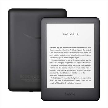 Kindle Black 2019 version Touchscreen Display, Exclusive Kindle Software, Wi-Fi 4GB eBook e-ink screen 6-inch e-Book Readers