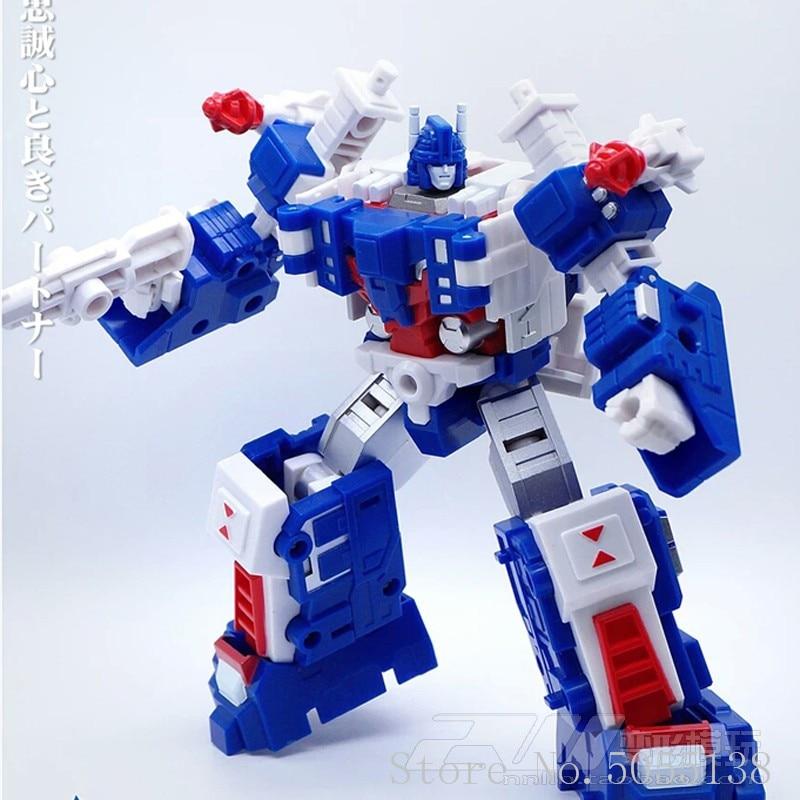 hot Transformers PAPA TOYS PPT-05 Ultra Magnus mini Robot Action Figure