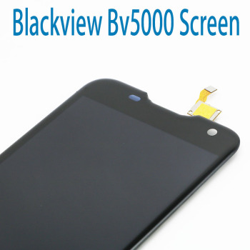 New Original 5.0 inch Touch Screen+1280X720 LCD Display Assembly Replacement For Blackview BV5000 Android 6.0