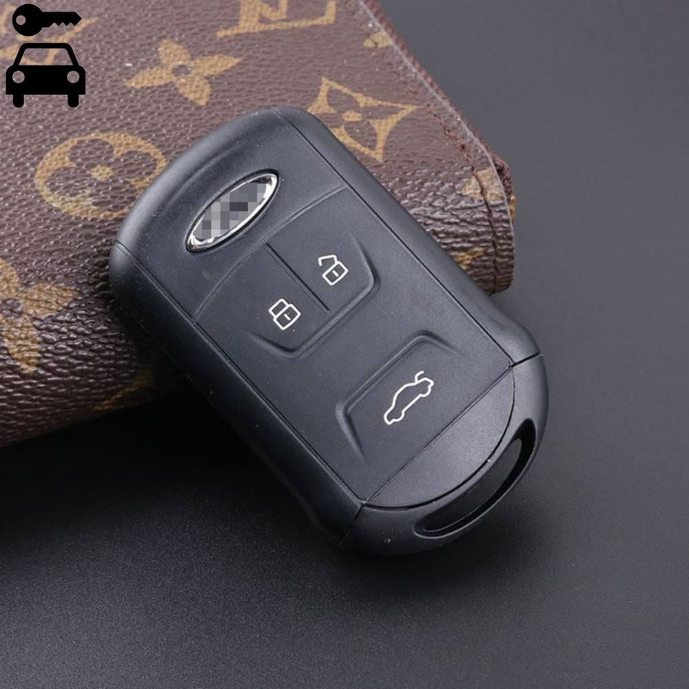 Free Shipping Car Remote Key Card 3 Buttons 434Mhz for Chery Tiggo 5 Arrizo 7 Keyless