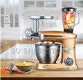 1300 w 6.5l suporte misturador de alimentos misturador doméstico automático multifuncional moedor carne, máquina amassar juicer ovo batendo máquina