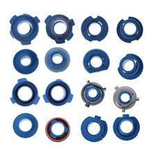 2 шт., Автомобильные светодиодные галогенные лампы 880/HB4/HB3/H11/H7/H4/H3/H1