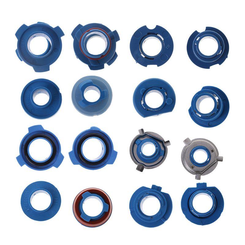 2pcs LED Headlight Bulb Base Adapter Socket Holder 880/HB4/HB3/H11/H7/H4/H3/H1 for Car Halogen Headlamps2pcs LED Headlight Bulb Base Adapter Socket Holder 880/HB4/HB3/H11/H7/H4/H3/H1 for Car Halogen Headlamps