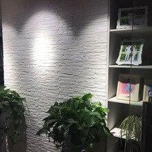 3D кирпич из вспененного полиэтилена панели обоев номер Наклейка декоративного камня тиснением пена для предотвращения столкновений мягкая детская комната ТВ фоне кирпичной стены