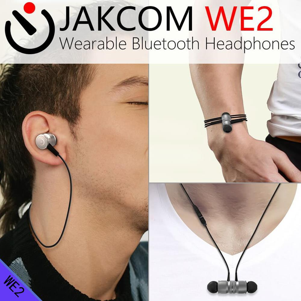 JAKCOM WE2 Smart Wearable Earphone Hot sale in Earphones Headphones as headset gamer iconx earbuds