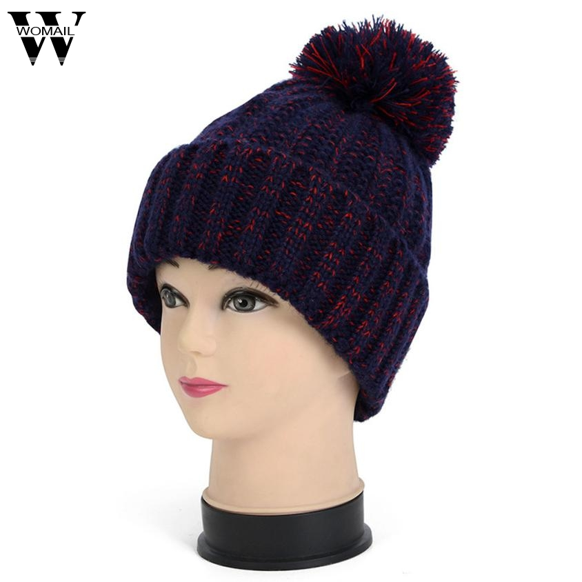 Fashion Knitted Beanies Caps Skullies Winter Hats For Women  Cap Gorro Touca Amazing New Arrival 2016 skullies