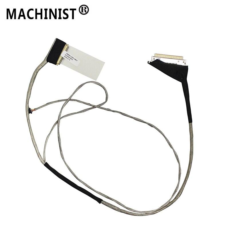 Video Screen Flex For Acer E5-571 E5-531 E5-511 E5-551 E5-521 E5-572 V3-572 Laptop LCD LED LVDS Display Ribbon Cable DC02001Y810