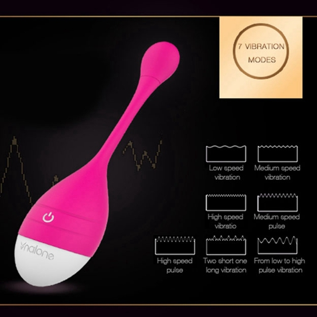 Nalone Intelligent Music Control Vibrator Waterproof Wireless Remote Control Sex Product G Spot Vibrating Egg Sex Toys for Women