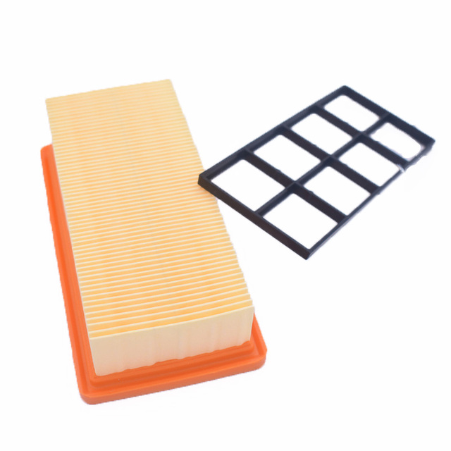 77970ff81f Hepa filter replacements for Karcher 6.415-953.0 AD 3.000 AD 3.200 dust  cleaning filter accessories vacuum cleaner filter