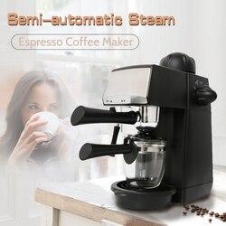 240 ml SW-CRM2001 Da Stiro A Vapore Tipo Semi-Automatica Per Caffè Espresso Macchina per il Caffè di Surriscaldamento di Protezione Da Sovratensione Funzione di Pausa macchina per il Caffè