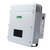 Solar Power On Grid 10KW 15KW 20KW Grid Tie Inverter with Dual MPPT Waterproof IP65 Wifi Default Conversion
