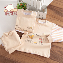 2pcs Tops+pants baby boy Combed Cotton Sets newborn autumn & winter baby clothing full sleeve baby suits  infant clothing sets