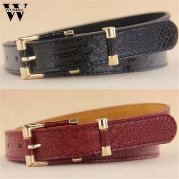 Female Fashion Leather Belt Waist Belt for Lady Summer Dress Amazing Waistband Womens Summer Casual Fashion Accessory