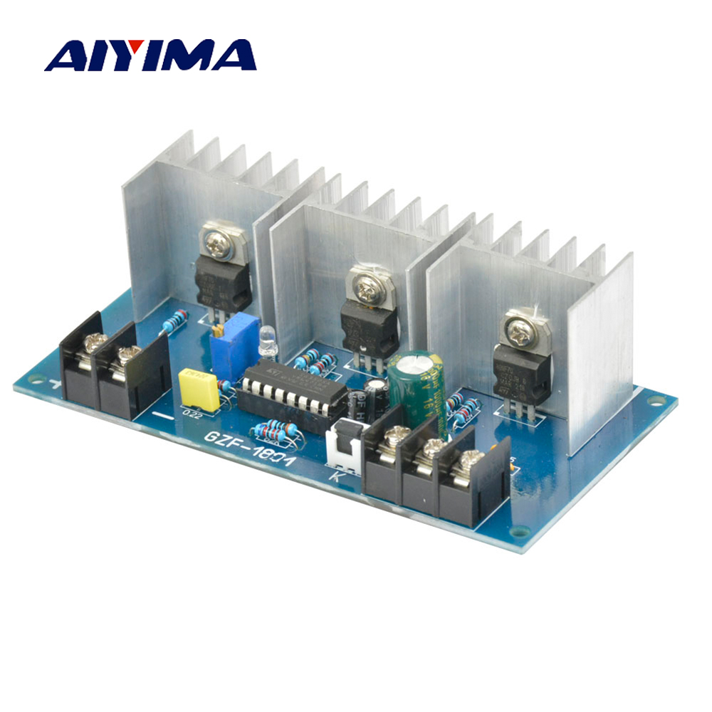 Aiyima Inverter Boost Module Adjustable DC12V To AC220V 50Hz Low Power Frequency Power Supply Converter Aiyima Inverter Boost Module Adjustable DC12V To AC220V 50Hz Low Power Frequency Power Supply Converter