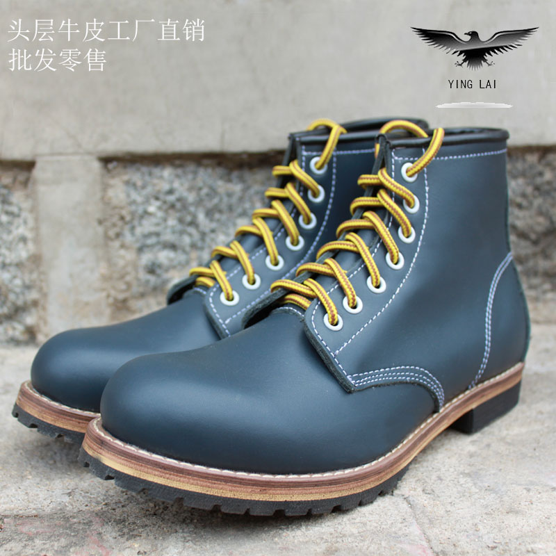 Popular Red Wing Leather Boots-Buy Cheap Red Wing Leather Boots ...