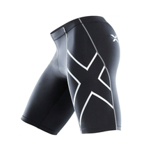 Hot    2018 New   High Quality Compression Masculine Cycling Short Pants In Stock Quick-drying Breathable Mara free shipping(China)