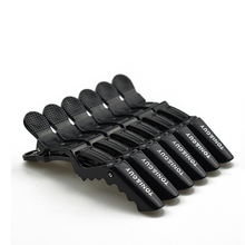 6 Pcs Hair Clips Mouth Professional Hairdressing Beak Sectioning Crocodile Hairpins Salon Care Styling Tools