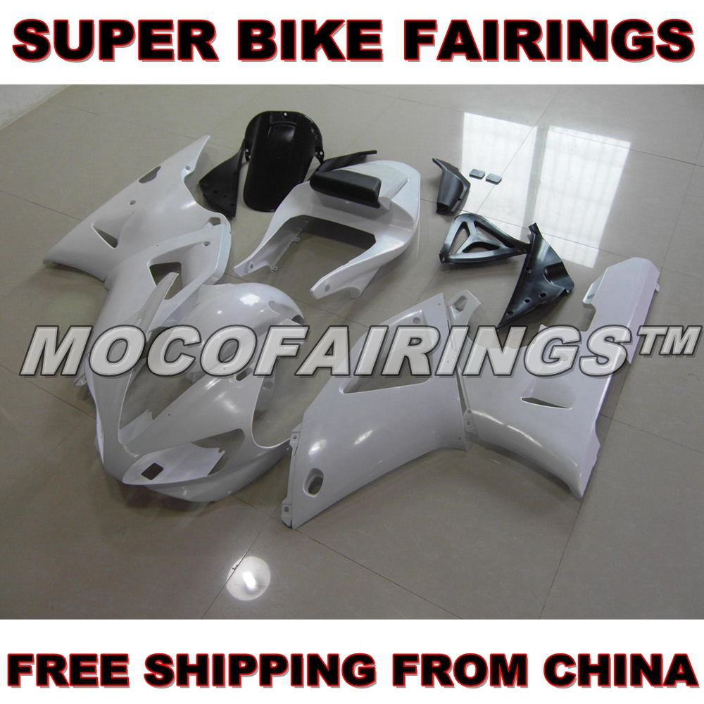 Motorcycle Unpainted ABS Fairing Kit For Yamaha YZF R1 2000 2001 00 01 Fairings Kits Front Nose Bodywork Pieces blue moto fairing kit for yamaha yzf1000 yzf 1000 r1 yzf r1 2000 2001 00 01 fairings custom made motorcycle bodywork injection