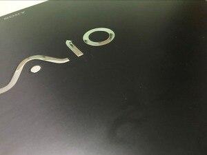 Image 3 - LCD Touchscreen + Top Zurück Abdeckung + Front lünette + Display Schwarz Für SONY VAIO PRO 13 PRO13 SVP13 SVP132 laptop Fall + Bildschirm Kabel + Scharniere