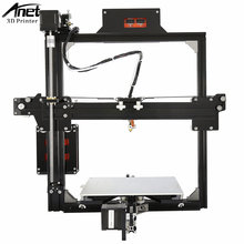 ANET A2 3D Printer Full Metal Frame High-precision 3D Printer DIY Filament Kit 8GB TF Card LCD Screen Hotbed Send From Moscow