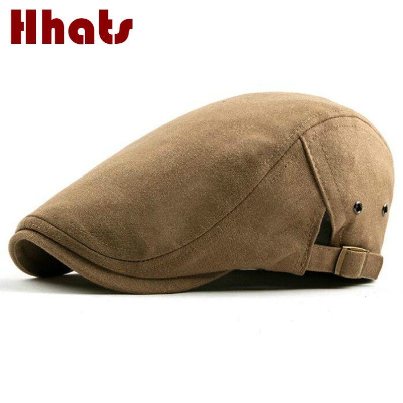 1188c2cb3 ⊰ Popular beret peaked cap linen casual and get free shipping ...