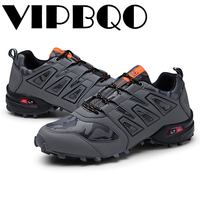 VIPBQO Breathable Mesh Beach Mountain Sport Road Trail Running Shoes Men