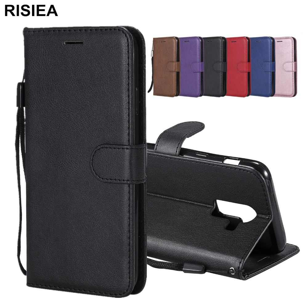 RISIEA PU Leder Brieftasche Fall Für Samsung Galaxy J1 J2 pro J3 J4 Core J5 J6 Plus J7 Duo 2015 2016 2017 Prime J8 2018 Flip Fall