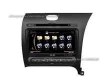 For KIA K3 2013~2014 – Car GPS Navigation DVD Player Radio Stereo TV BT iPod 3G WIFI Multimedia System