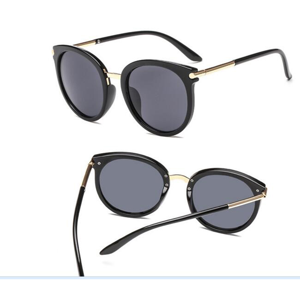 Fashion New Sunglasses Women Driving Mirrors Vintage for Women Reflective Flat Lens Sun Glasses Female Oculos Car Accessories