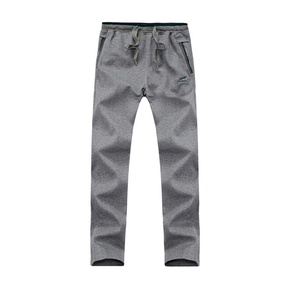 Neue Ankunft Lose Männer Schwarz Hosen Lässige Mode 100% Baumwolle - Herrenbekleidung - Foto 5