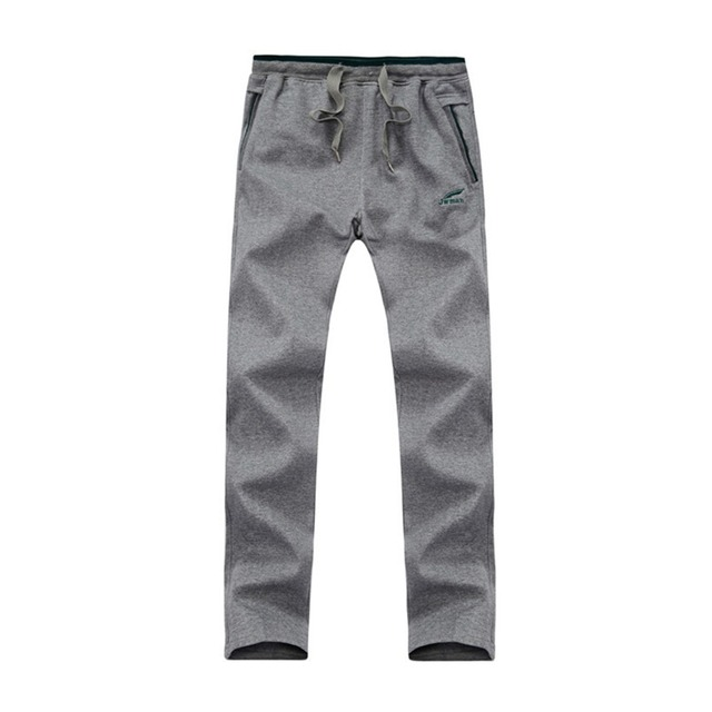 New Arrival Loose Men's Black Pants Casual Fashion100% Cotton Breathable Style Trousers Male Sweatpants Big Size 5XL 8